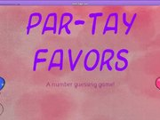 Par-tay Favors GamePlay