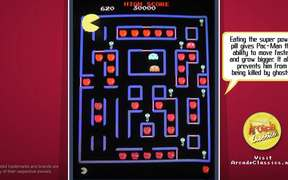 Super Pac-Man Game