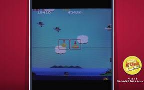 Sky Kid Arcade Game