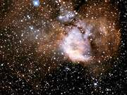 Zooming in on NGC 2467