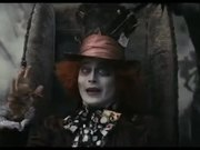 Alice in Wonderland Superbowl Spot