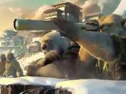 Coke Siege Superbowl Spot