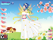 Flower Fairy Cutie Dress Up