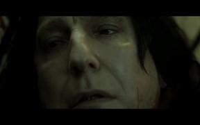 Alan Rickman (Snape) - Tribute