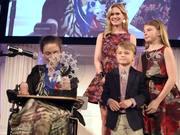 2013 World Of Children Award