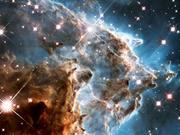 Panning across NGC 2174