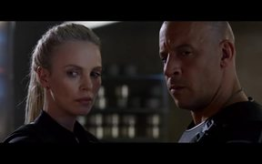The Fate Of The Furious Super Bowl Spot