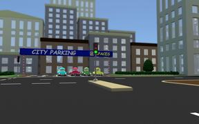 "Jelly Cars, ""City Parking"""