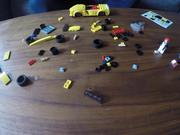 Lego Speed Champions Corvette Z06 Speed Build