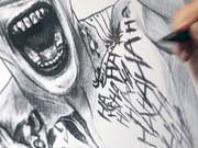 Speed Sketch of The Joker