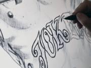 Speed Sketch of The Joker