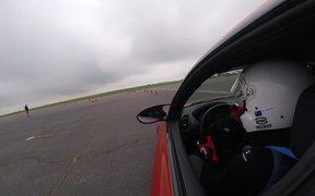 Front Range Airport BMW Autocross