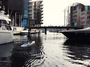 SUP Tour Of Oslo Waterfront