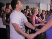 Gloria Latham Yoga Party