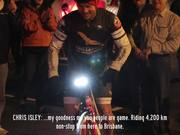 Poverty Ride: The First 24 Hours