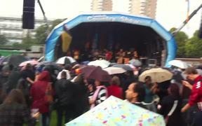 The Rain At Brockwell Park