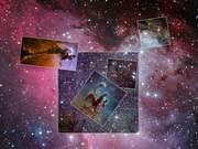 Tour of Eagle Nebula