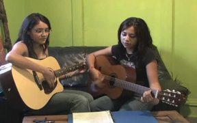 "Acoustic Song ""Ya Lo Perdi"""