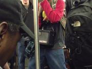 Subway Performer: Spongebob Beatbox