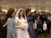 Moshe Shimon And Mechie's Big Day