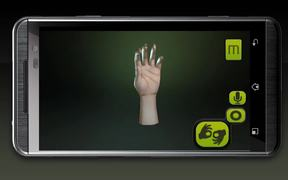 The Hand App for the MPA Pitch