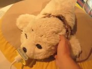 Little Robot Seal Plush