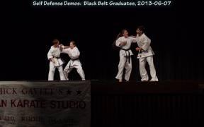 The Graduating Black Belt