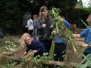 Brian Clough Sensory Garden, Carlton