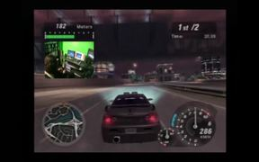 Pilot for Need for speed 2