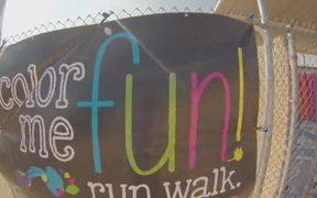 Color Me Fun Run Walk