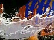 Sweeping Underwater