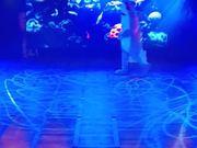Underwater Mascots Show