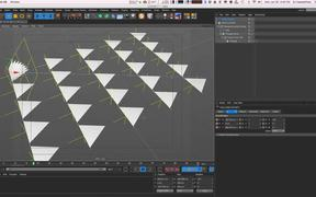 How to Trigger Animation Using Mograph Effectors