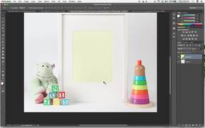 Add Prints to Styled Stock Frames