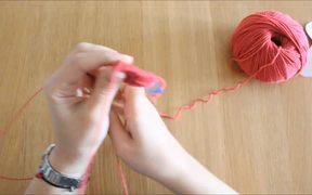 Knitting a Heart