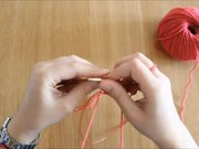Knitting a Heart