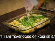 Thanksgiving Dish Tutorial