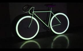 Projection Mapping - Bicycle