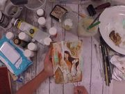 Intuitive Painting Lesson