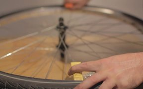 Changing a Bicycle Tire