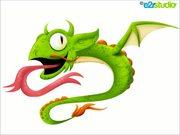 Ilustración Dragon