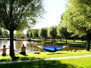 Waterlining with Slackline Leeuwarden