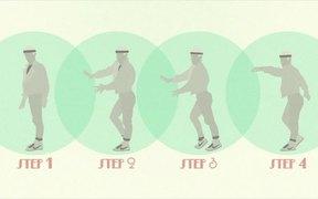 Learning Breakdance: The Moonwalk