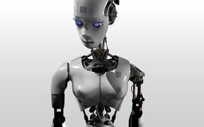 Robot 3D Animation