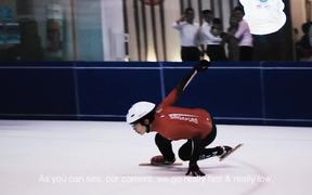 Short Track Speed Skating - A Singapore Feature