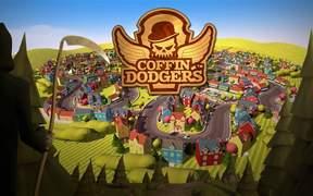 Coffin Dodgers Kart Racing Game Trailer