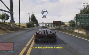 GTA V Series B Heist