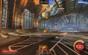 Rocket League - Goalkeeping Compilation #6