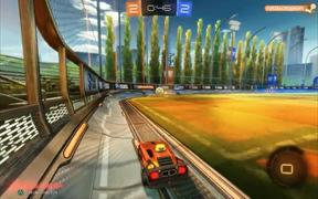 Rocket League - Goalkeeping Compilation #6