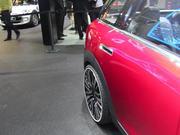 MINI exterior design on the MINI clubman concept